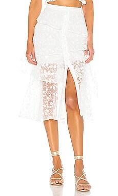 Let Go Skirt MAJORELLE $134