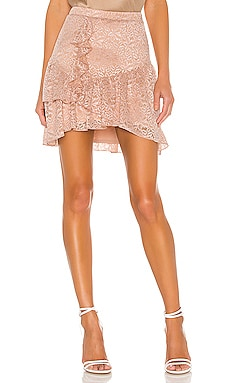 Lennox Mini Skirt MAJORELLE $51