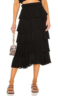 Felicity Skirt MAJORELLE $188