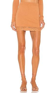 Carey Skirt MAJORELLE $104