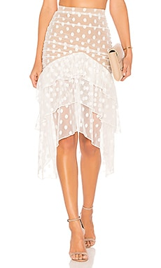 Heidi Skirt MAJORELLE $148 BEST SELLER