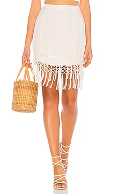 Agnes Mini Skirt MAJORELLE $58