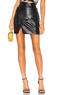 Hyperion Mini Skirt MAJORELLE $138