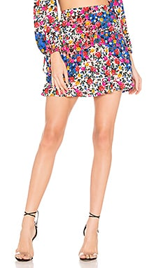 Shannon Mini Skirt MAJORELLE $158