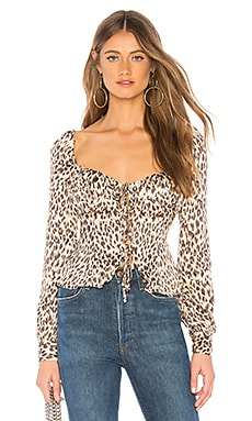 Waldorf Top MAJORELLE $128 BEST SELLER
