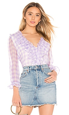 Logan Top MAJORELLE $42 (FINAL SALE)