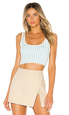 Petra Crop MAJORELLE $24 (FINAL SALE)