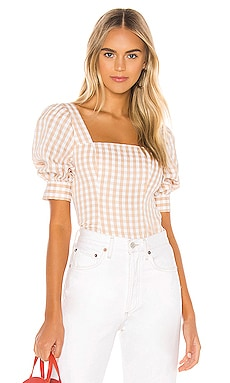 Christina Top MAJORELLE $148