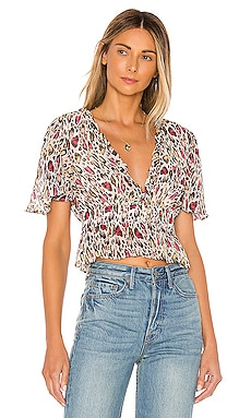 Norma Top MAJORELLE $145 NEW ARRIVAL
