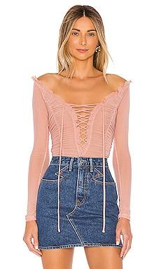 Cleo Bodysuit MAJORELLE $128