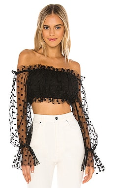 Baby Bye Bye Top MAJORELLE $148 BEST SELLER