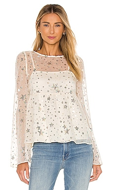 Starry Night Top MAJORELLE $76
