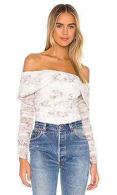 The Tiphany Top MAJORELLE $135