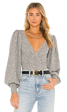 Sienna Bodysuit MAJORELLE $138