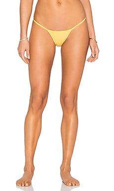 MINIMALE ANIMALE The Lucid Bikini Bottom in Sundial