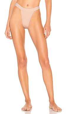 Overdrive Rib Brief Bikini Bottom MINIMALE ANIMALE $33 (FINAL SALE)