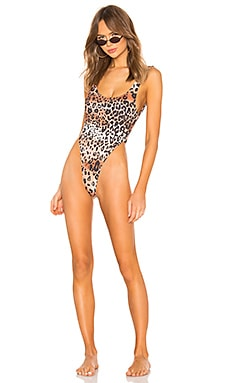 The Nolita One Piece MINIMALE ANIMALE $74