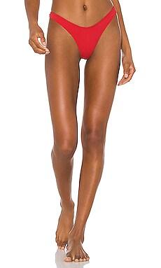 The Wall Street Thong Bikini Bottom MINIMALE ANIMALE $79