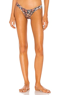 The High Noon Brief Bikini Bottom MINIMALE ANIMALE $37 (FINAL SALE)