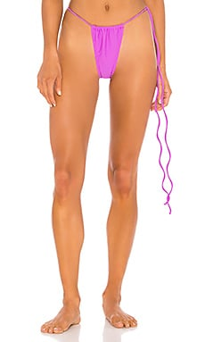 The Serenity Bikini Bottom MINIMALE ANIMALE $99