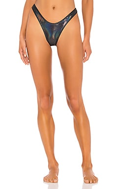 The Allure Brief Bikini Bottom MINIMALE ANIMALE $67 (FINAL SALE)