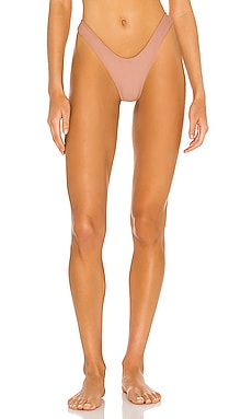 The Wall Street Bikini Bottom MINIMALE ANIMALE $101