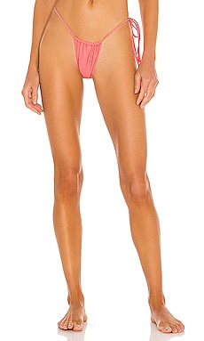 The Sanctuary Tassel Thong MINIMALE ANIMALE $88