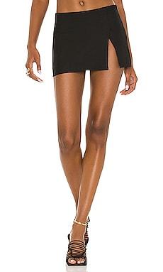 Micro Mini Skirt Miaou $155