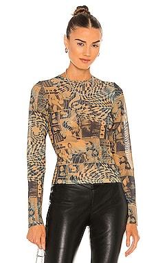 Tシャツ Miaou $105