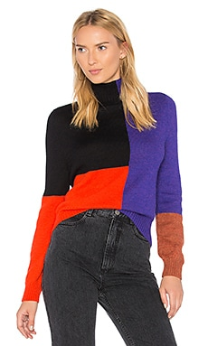 Janet Colorblock Sweater