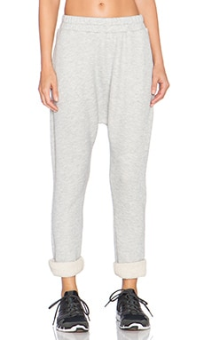 Mara Hoffman Sweatpant in Grey French Terry