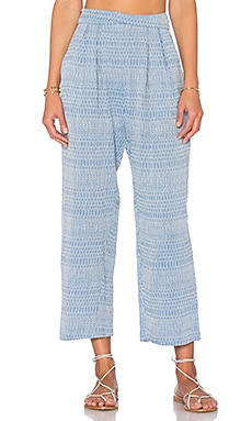 Easy Draped Pant