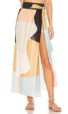 Cora Skirt Mara Hoffman $250