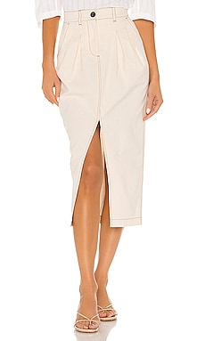 Florence Skirt Mara Hoffman $395