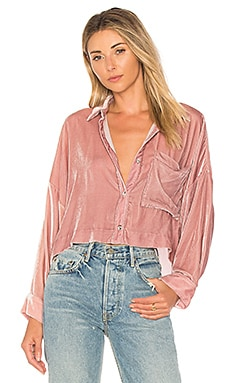 Inez Button Down Top