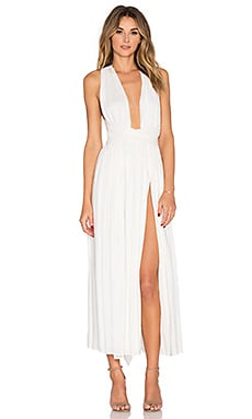 ROBE MAXI WRAP TOP