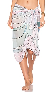 Sarong in Waves