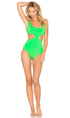 Cut Out One Piece en Verde