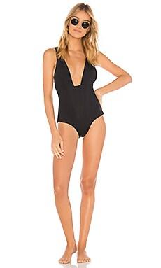 Купить Слитный купальник audrey - Mara Hoffman, Слитные купальники, США, Черный
