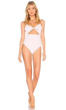 Купить Слитный купальник kia - Mara Hoffman, Слитные купальники, США, Розовый