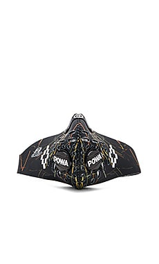 Marcelo Burlon Catedral Mask in Multi