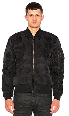 Pissis Alpha MA-1 Jacket
