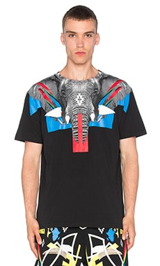 Marcelo Burlon Renca Tee in Black