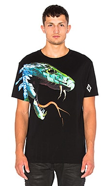 Marcelo Burlon Pantojo Tee in Black