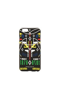 Marcelo Burlon Osorno iPhone 6 Case in Black