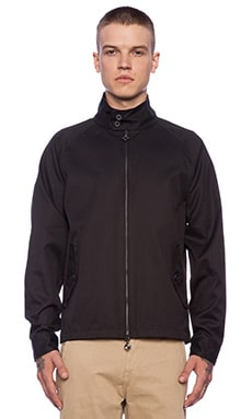 Marc by Marc Jacobs Baz Parka in Orcha Black