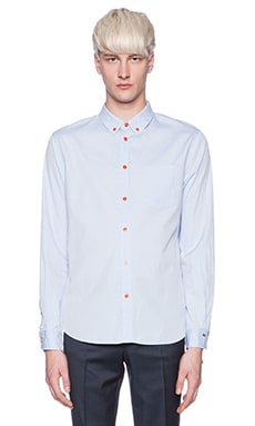 Marc by Marc Jacobs Oxford Button Down in Light Blue