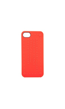 Marc by Marc Jacobs Standard Supply iPhone5 Case in Diva Pink