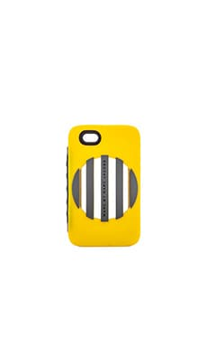 Marc by Marc Jacobs Out Loud iPhone5 Case in Disco Yellow