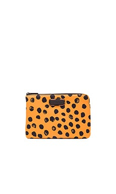 Marc by Marc Jacobs Deelite Dot Mini Tablet Case in Sundance Orange Multi